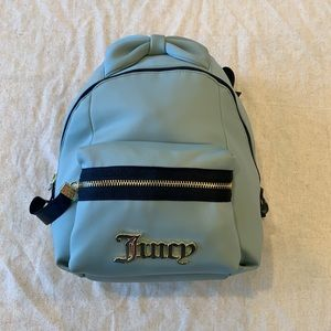 Juicy Couture Backpack Bag Purse NWT Mint Green